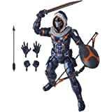 Marvel Black Widow Legends Series 6-inch Collectible Taskmaster Action Figure Toy, Premium Design, 5 Accessories, Ages 4 And