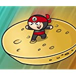 Chop Chop Ninja Challenge Android(960×800)待ち受け ハエを掴む (Iro)