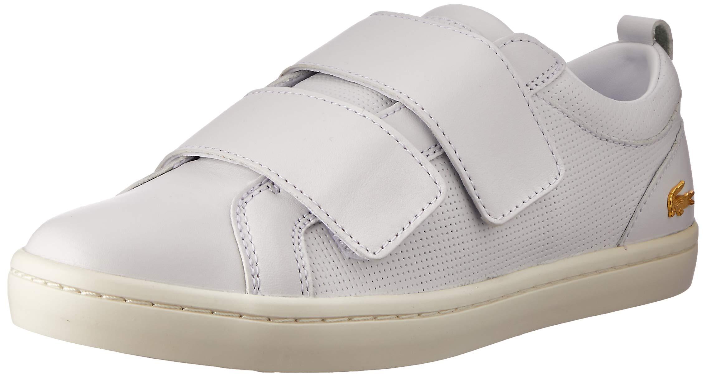 Lacoste Women's Straightset Strap sneakers