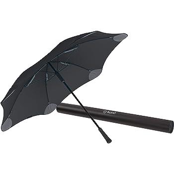 【正規輸入品】 ブラント クラシック (セカンド ジェネレーション) 全6色 長傘 手開き ブラック 6本骨 65cm 耐風傘 A2460-10