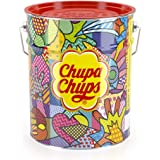 Chupa Chups Best of Minis Tin, 150 Lollipops, 1650 g