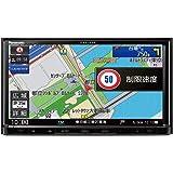 パナソニック 7型ワイド カーナビ ストラーダ CN-RE07DA ドラレコ連携/Bluetooth/フルセグ/DVD/CD/SD/USB/全国市街地図/VICS WIDE