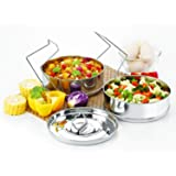 Stackable Stainless Steel Insert Pans - 3QT- Inserts for Instant Pot - Pan for Instapot - Accessories for Instant Pot 3QT and