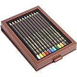 三菱鉛筆 色鉛筆 ユニカラードペンシル ペリシア 12色 UCPPLC12C