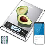 RENPHO Digital Food Scale, Kitchen Scale for Baking, Cooking and Coffee with Nutritional Calculator for Keto, Macro, Calorie