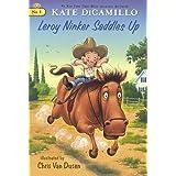 Leroy Ninker Saddles Up (Turtleback School & Library Binding Edition): 01