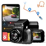 REXING V5 Dash Cam Premium 4K Modular Capabilities 3840x2160@30fps UHD WiFi GPS Car Camera Recorder Sony IMX335 Night Vision,