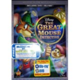 The Great Mouse Detective [Blu-ray]
