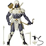 G.I. Joe Classified Series Arctic Mission Storm Shadow Action Figure 14 Premium Toy with Accessories 6-Inch-Scale (Amazon Exc