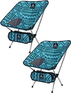 VASTLAND(ヴァストランド) チェア アウトドアチェア キャンプチェア 折りたたみ 耐荷重120kg