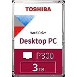 "Toshiba P300, 3.5"" 3TB 7200rpm 64MB, HDWD130UZSVA"