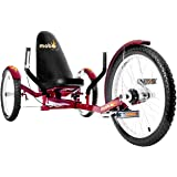 Mobo Triton Pro- The Ultimate Three Wheeled Cruiser Trike (Adult)