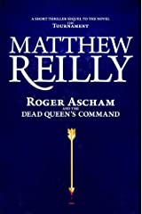 Roger Ascham and the Dead Queen's Command (Tournament) Kindle Edition