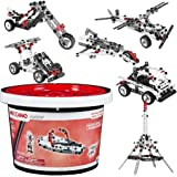 MECCANO 20070926 Junior 150 Pieces Buckets