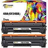 Toner Bank Compatible Toner Cartridge Replacement for HP 48A CF248A Toner Cartridge HP Laserjet Pro M15w MFP M29w M28w Toner