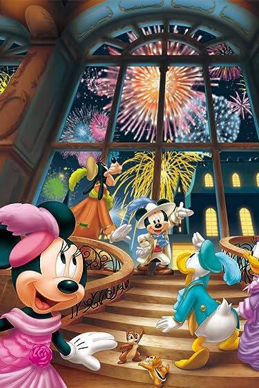 ディズニー  iPhone/Androidスマホ壁紙(640×960)-5 - 花火のパーティ