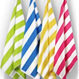 NUMYTON Microfiber Beach Towel, Quick Dry & Sand Free Towel for Sports, Pool, Bath, Shower, Camping, Extra-Large 200 * 87cm