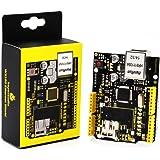 KEYESTUDIO W5100 イーサネット シールド モジュール ボード for Arduino アルドゥイーノ アルデュイーノ アルディーノ 電子工作