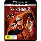 Incredibles, The (4K Ultra HD + Blu-ray + Bonus)