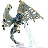 D&D Icons of the Realms Miniatures: Boneyard Booster Blue Dracolich