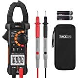 Clamp Meter, CM05 Clamp Multimeters, 6000 Counts,AC/DC Voltage Tester, AC Current Detector, AC Signal Frequency, VFC, NCV, Re