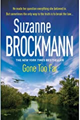 Gone Too Far: Troubleshooters 6 Kindle Edition
