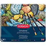 DERWENT(R) 32197 Studio Pencils Tin 24