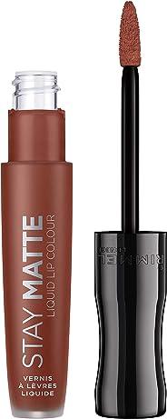 Rimmel London Stay Matte Liquid Lip Colour, 725 Love Bite, 5.5ml