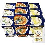 レトルト 惣菜 おかゆ もち麦 具粥さん 12食 詰め合わせ 国産乾燥野菜 セット