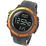 [ラドウェザー]腕時計 ドイツ製センサー デジタル コンパス 高度計 気圧計 温度計 アウトドア時計