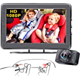 Baby Car Mirror AMTIFO Safety Rear Facing Car Seat Mirrors with Wide Crystal Clear View Observe The Baby Every Move at Any Ti