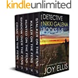 DETECTIVE NIKKI GALENA BOOKS 1–5 five gripping crime mysteries box set