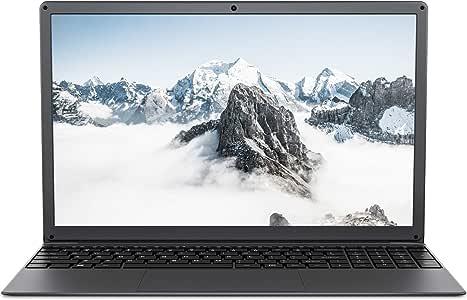 BMAX S15 ノートパソコン 15.6インチ IPS 大画面 薄型ノートPC インテル Celeron N4100プロセッサー 8GB メモリー+128GB SSD Windows10 Home(64ビット)内蔵 高速無線LAN 、HDMI、 USB Type-C端子/Bluetooth 5.0搭載ラップトップ