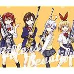 ライフル・イズ・ビューティフル Android(960×800)待ち受け 姪浜エリカ,渋沢泉水,五十嵐雪緒,小倉ひかり