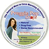 Three Lollies Value Preggie Pop Drops Assorted for Morning Sickness Relief, 48 Count