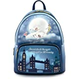 Peter Pan Second Star Glow Mini Backpack