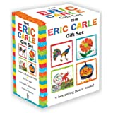 The Eric Carle Gift Set (The World of Eric Carle)