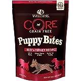 Wellness CORE Grain Free Puppy Bites, Beef & Turkey Recipe, 3-Ounce Bag