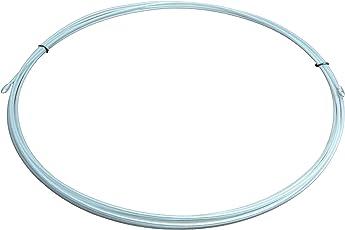 SOREIINA 通線ワイヤー15m CD管・PF管専用 スリムヘッドで細径管も通線OK (15m)