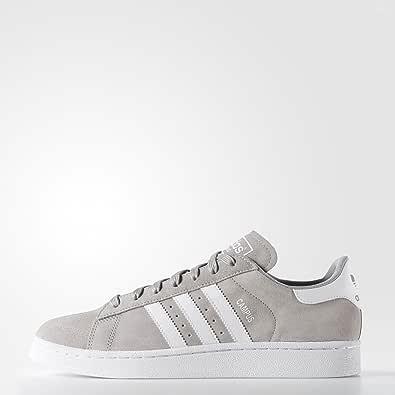 [アディダス] Campus Shoes Multi Solid Grey/Running White Ftw/Multi Solid Grey (D70182) (Size US 18) メンズシューズ 【並行輸入品】