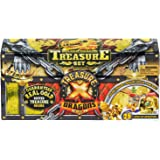 Treasure X 41511 S2 3 Pack Chest, Gold