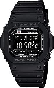 [カシオ] 腕時計 ジーショック 電波ソーラー ELバックライトタイプ GW-M5610-1BJF ブラック