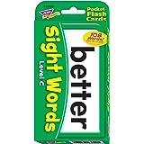 トレンド 英単語 フラッシュカード 目で見て学ぶことば レベルC Trend Pocket Flash Cards Sight Words Level C T-23029