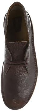 Desert Boot: Rust Leather