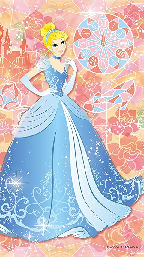 ディズニー シンデレラ XFVGA(480×854)壁紙 画像32079 スマポ