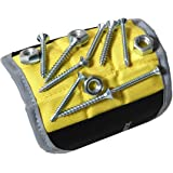 Magnelex Magnetic Wristband for Holding Tools, Screws, Nails, Bolts, Drilling Bits. Unique  Men, Father/Dad, Husband, Boyfrie