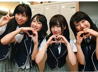 NMB48 紅白歌合戦出場記念 キャンペーン 生写真 川上千尋 鵜野 みずき