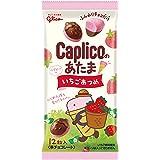 江崎グリコ カプリコのあたま(いちごあつめ) チョコレート おやつ 30g ×20個