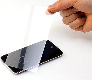 iPod touch 4G 防指紋性・光沢クリア機能性フィルム PRO GUARD AF for iPod touch 4G / PGAF-IPT4-R