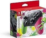 Nintendo Switch Pro游戲手柄 Splatoon2版